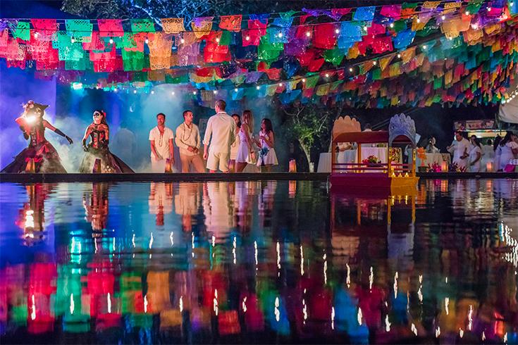 Mexican Party at Grand Velas Riviera Maya