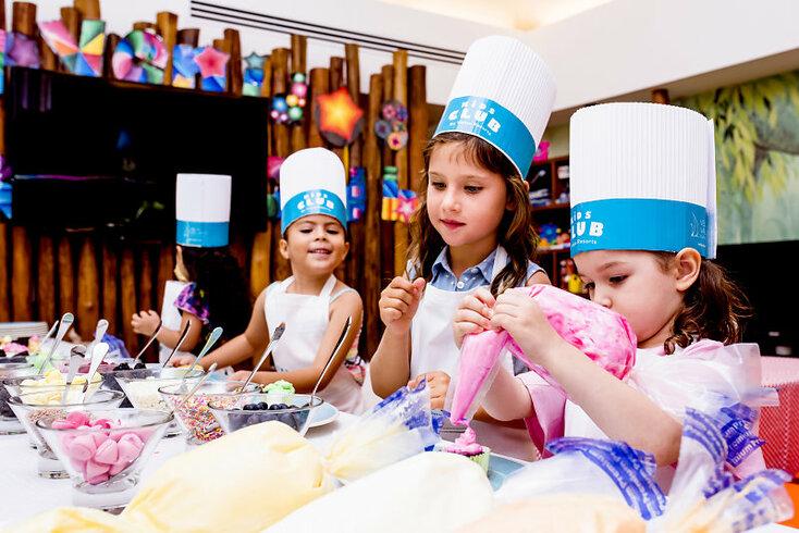 Kids' Club at Grand Velas resorts