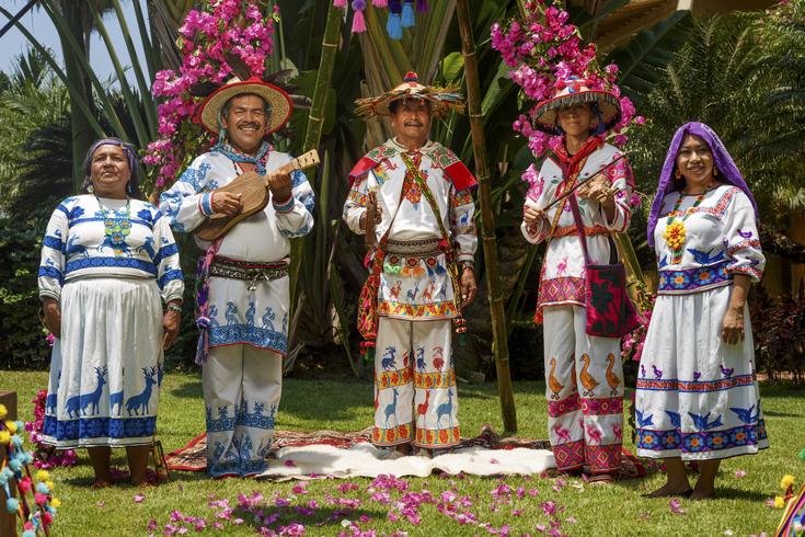 Huichol Journey in Grand Velas Riviera Nayarit at Puerto Vallarta and Bahia de Banderas
