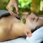 skincare jade roller