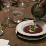 sensorial dinning at Riviera Nayarit