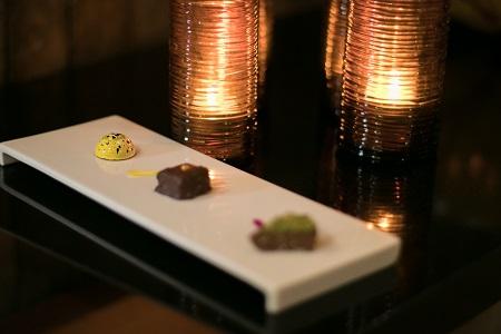 trufas en cena para tus sentidos en Riviera Nayarit