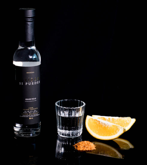 Olvidame Si Puedes Mezcal by Grand Velas