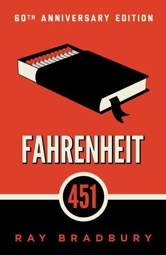 Fahrenheit 451 libro escrito por Ray Bradbury