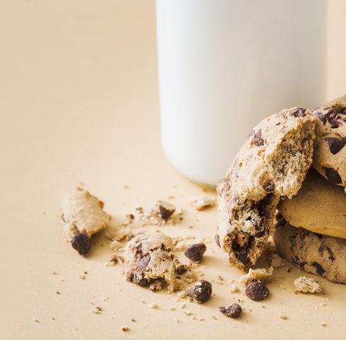 Learn how to preparate chocolate chips cookies