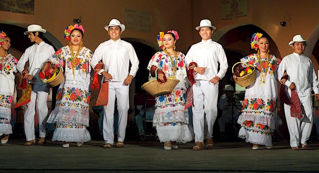 Yucatán-costume