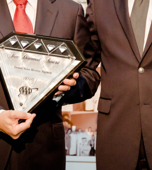 Grand Velas Riviera Nayarit receives AAA Five Diamond Award for 14 consecutive years
