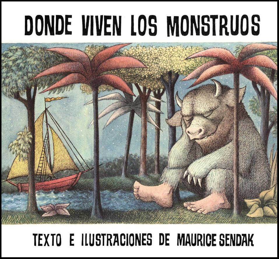 Libro Donde Viven Los Monstruos escrito por Maurice Sendak