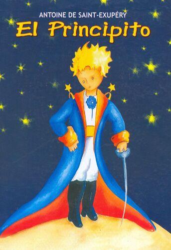 Libro El Principito por Antoine de Saint-Exupery