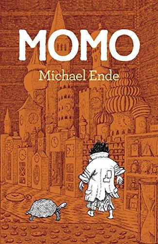 Libro Momo escrito por Michael Ende