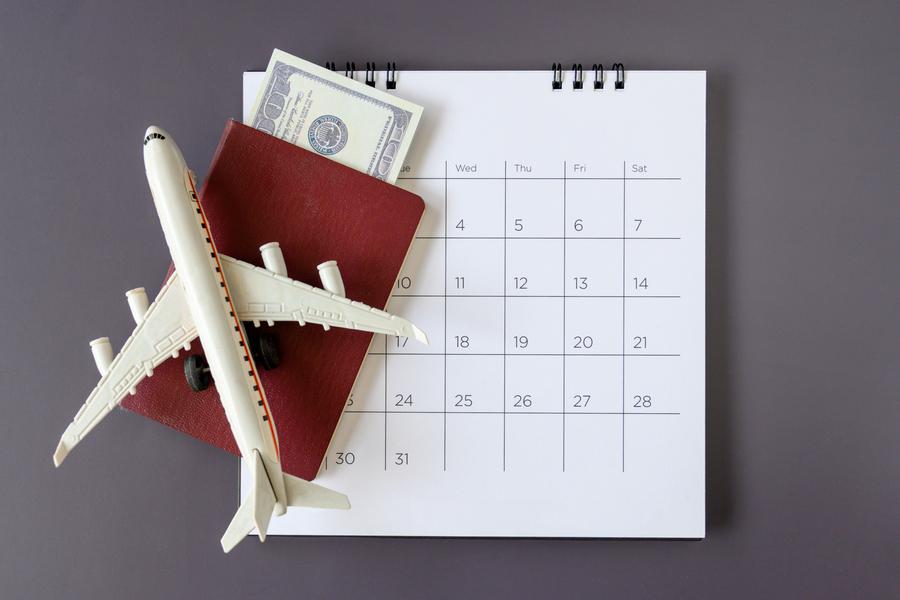 La planeación de viajes con tiempo ayuda a organizar mejor tus vacaciones.
