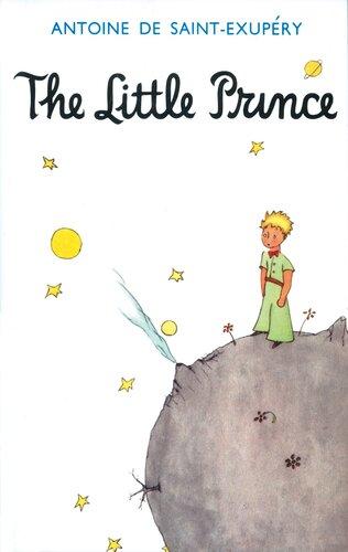 The Little Prince book by Antoine de Saint-Exupery