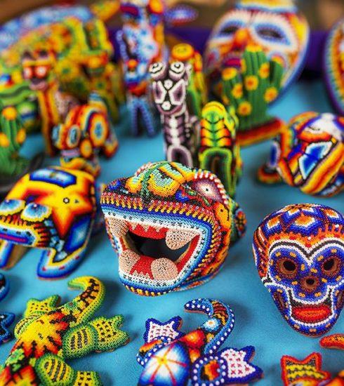 Huichol-symbols