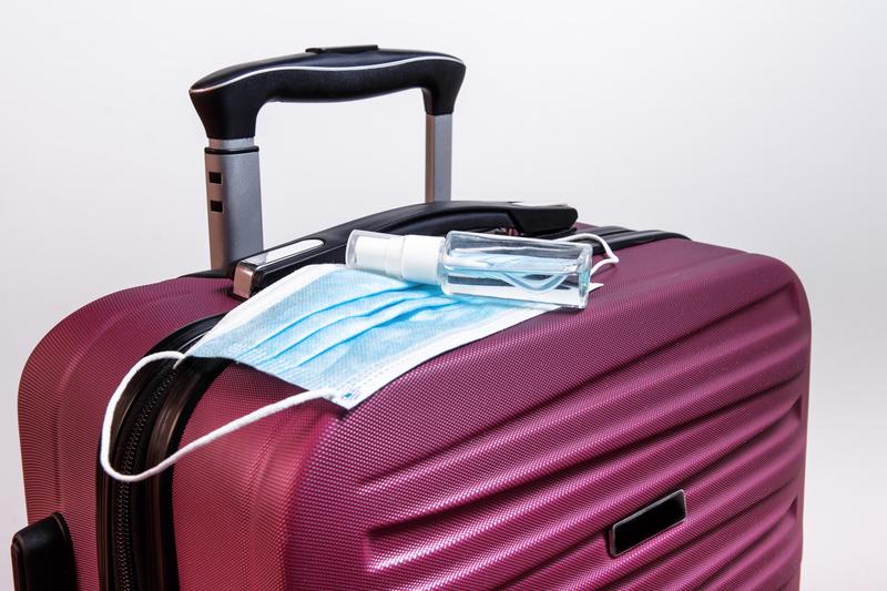 Artículos para tu equipaje de viaje después de la pandemia de Covid-19