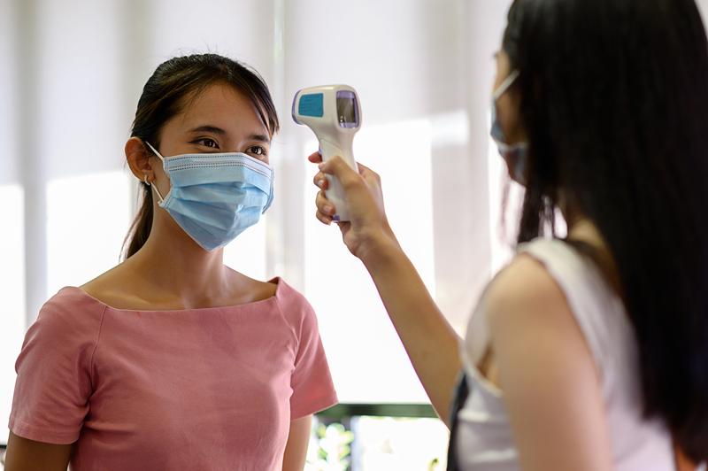 Medidas y filtros sanitarias para protegerte durante tu viaje