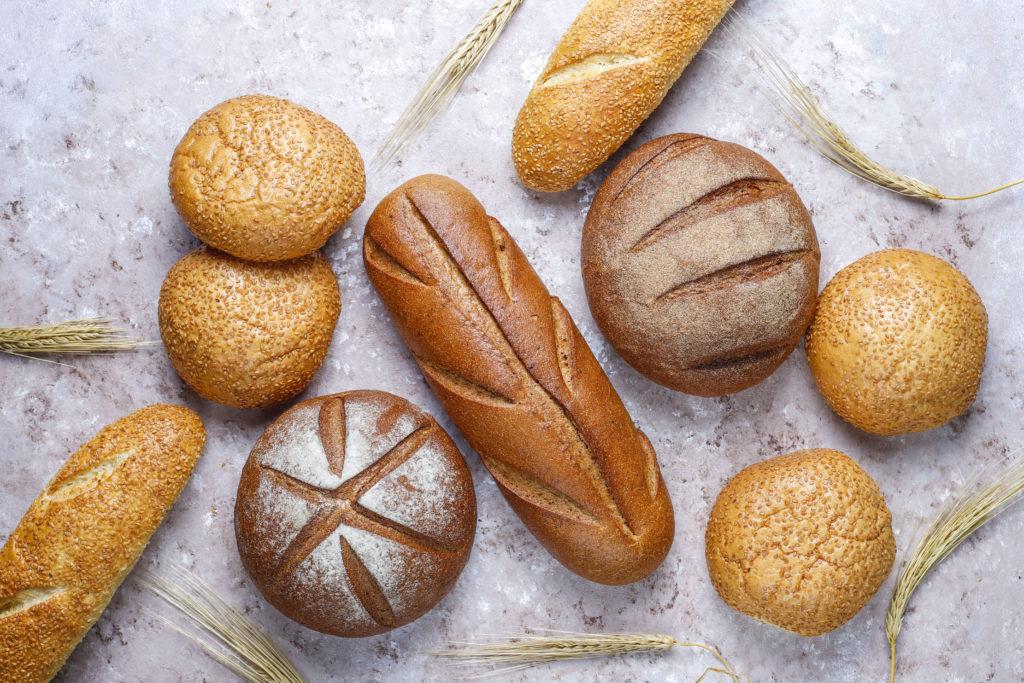pan de masa madre alimento fermentado