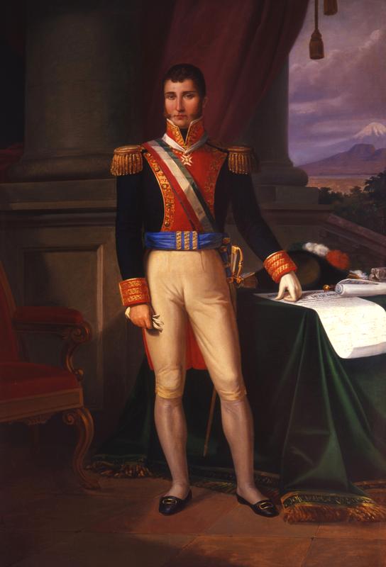 Agustín de Iturbide Independencia de México