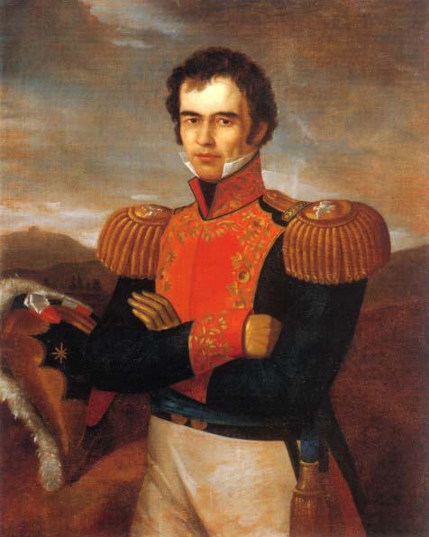 Guadalupe Victoria primer presidente de México