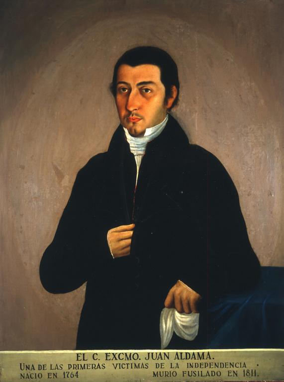 Juan Aldama Independencia de México