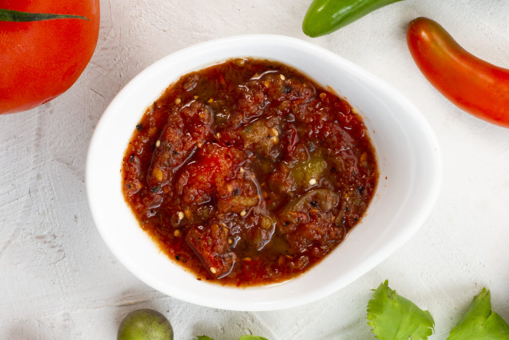 Mexican morita chili sauce recipe