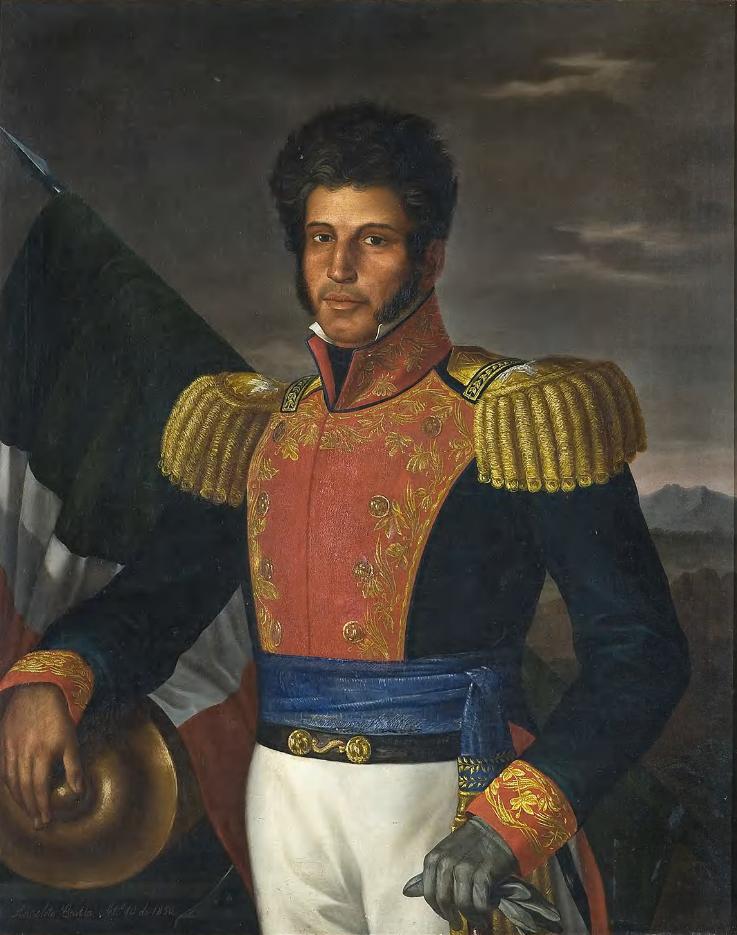 Vicente Guerrero Independencia de México