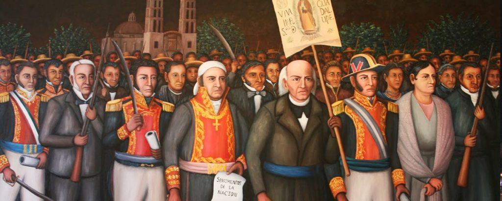 Independencia de México héroes