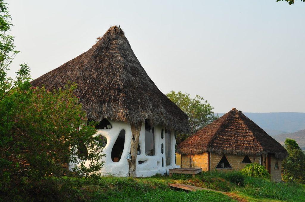 Casa en ecoaldea