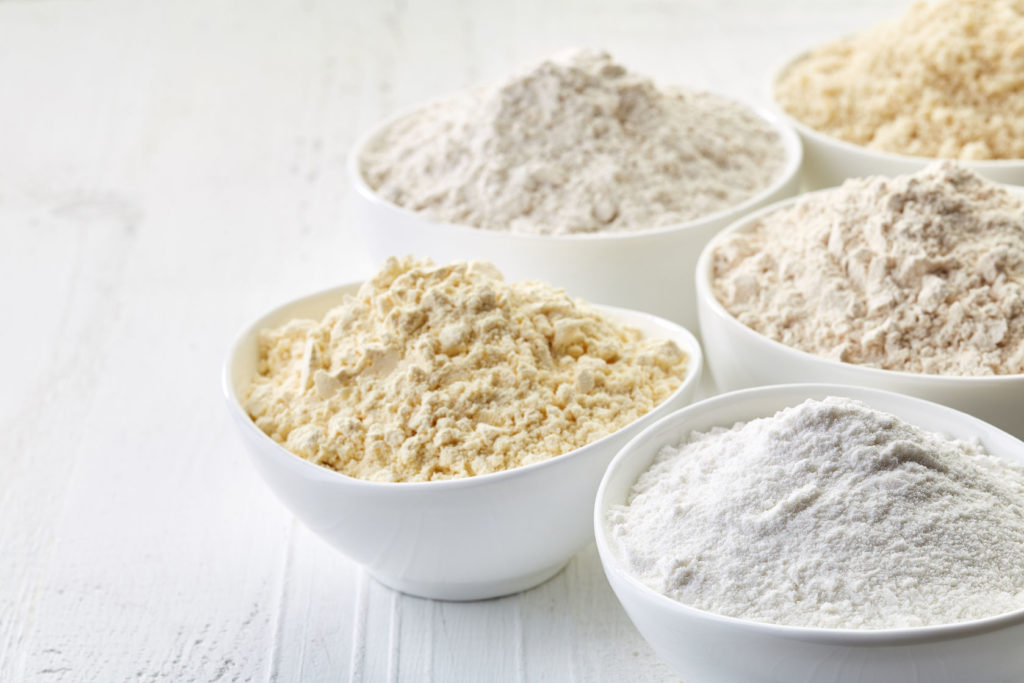 Gluten-Free-Flours