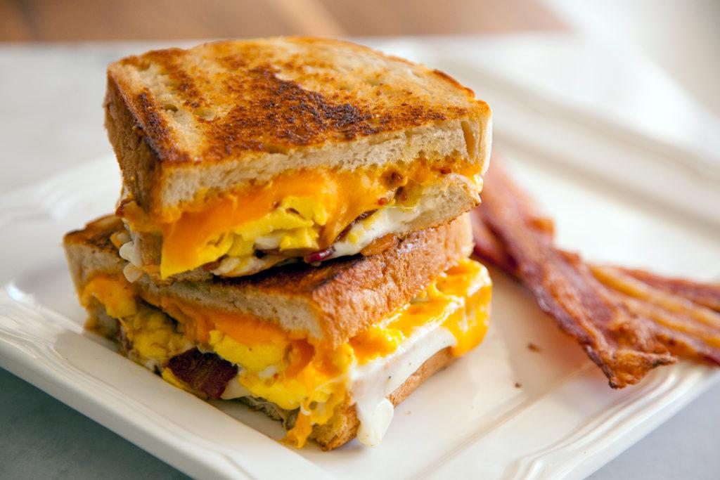 Grilled-sandwich