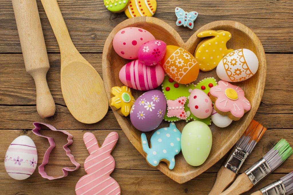 Ideas para decorar tus huevos de Pascua