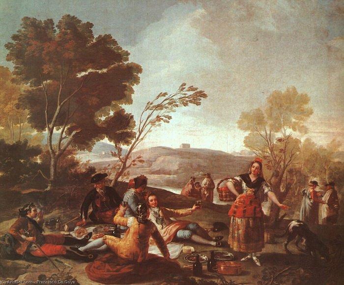 Esta imagen tiene un atributo ALT vacío; su nombre de archivo es Francisco-de-goya-picnic-on-the-banks-of-the-manzanares.jpeg