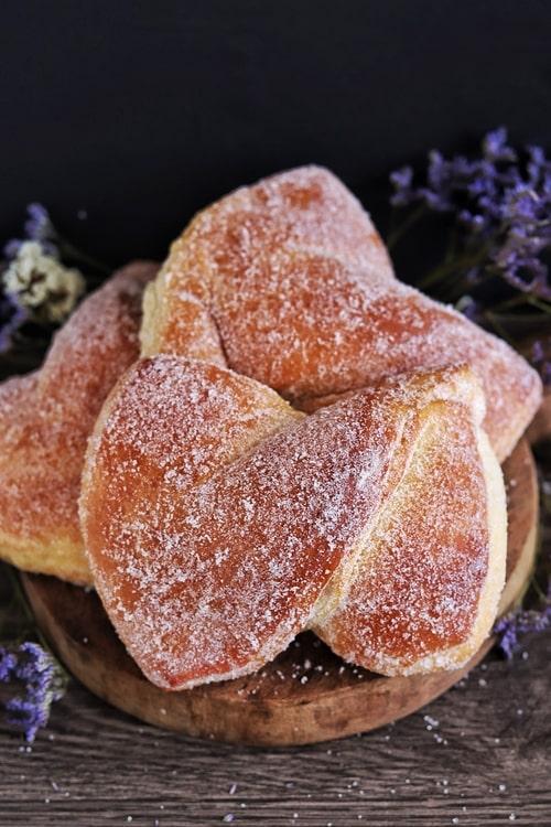 moño pan dulce de México